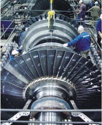 steam turbine repair service