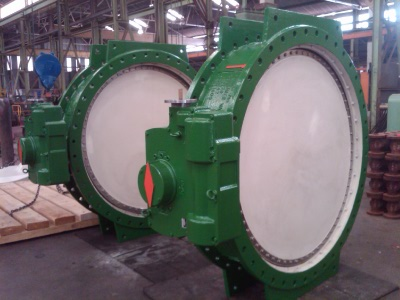 Boving High Performance Butterfly Valve