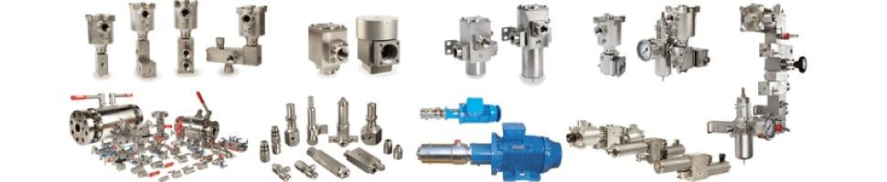 bifold control valves