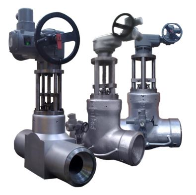 HH Valves Large Bore Parallel Slide Valves