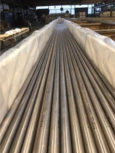 MPG Condenser Tubes packed for shipping
