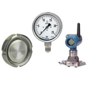 bkw instruments Pressure